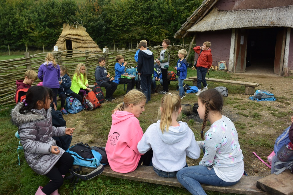 Year 4 Visit Butser Ancient Farm