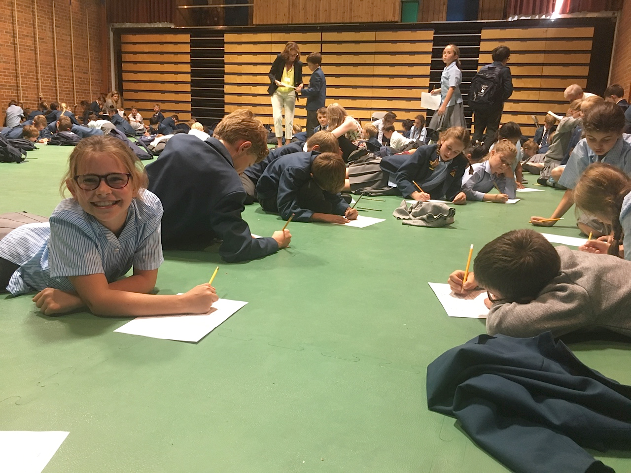 Year 6 Discover YOU interview preparation Workshops Begin