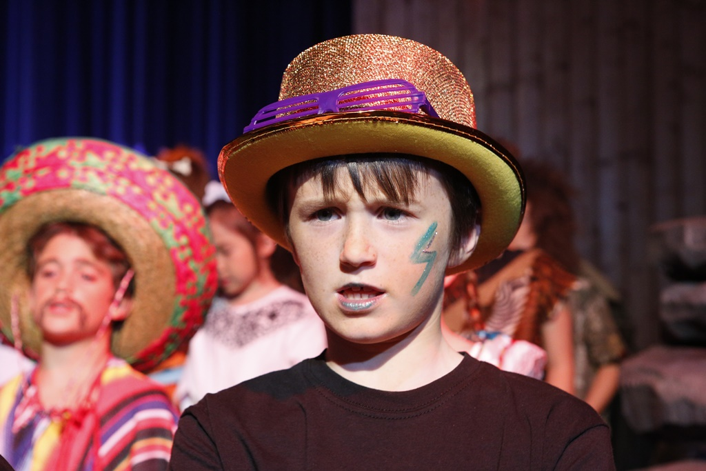 "Year 3 Production ""Rock Bottom"""