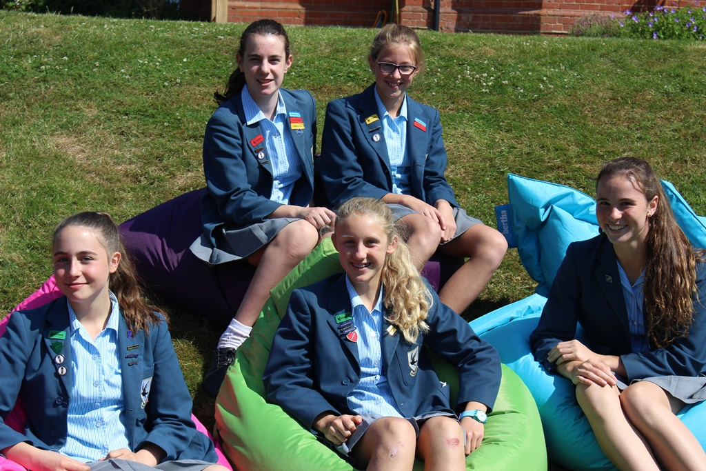 Swimming IAPS Success