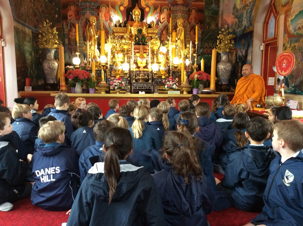 Year 4 Trip to Buddhist Temple