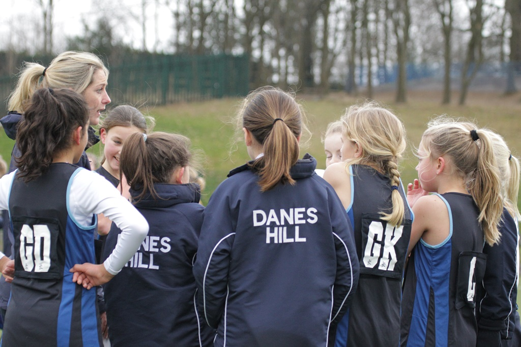 Danes Hill U11 Netball Tournament