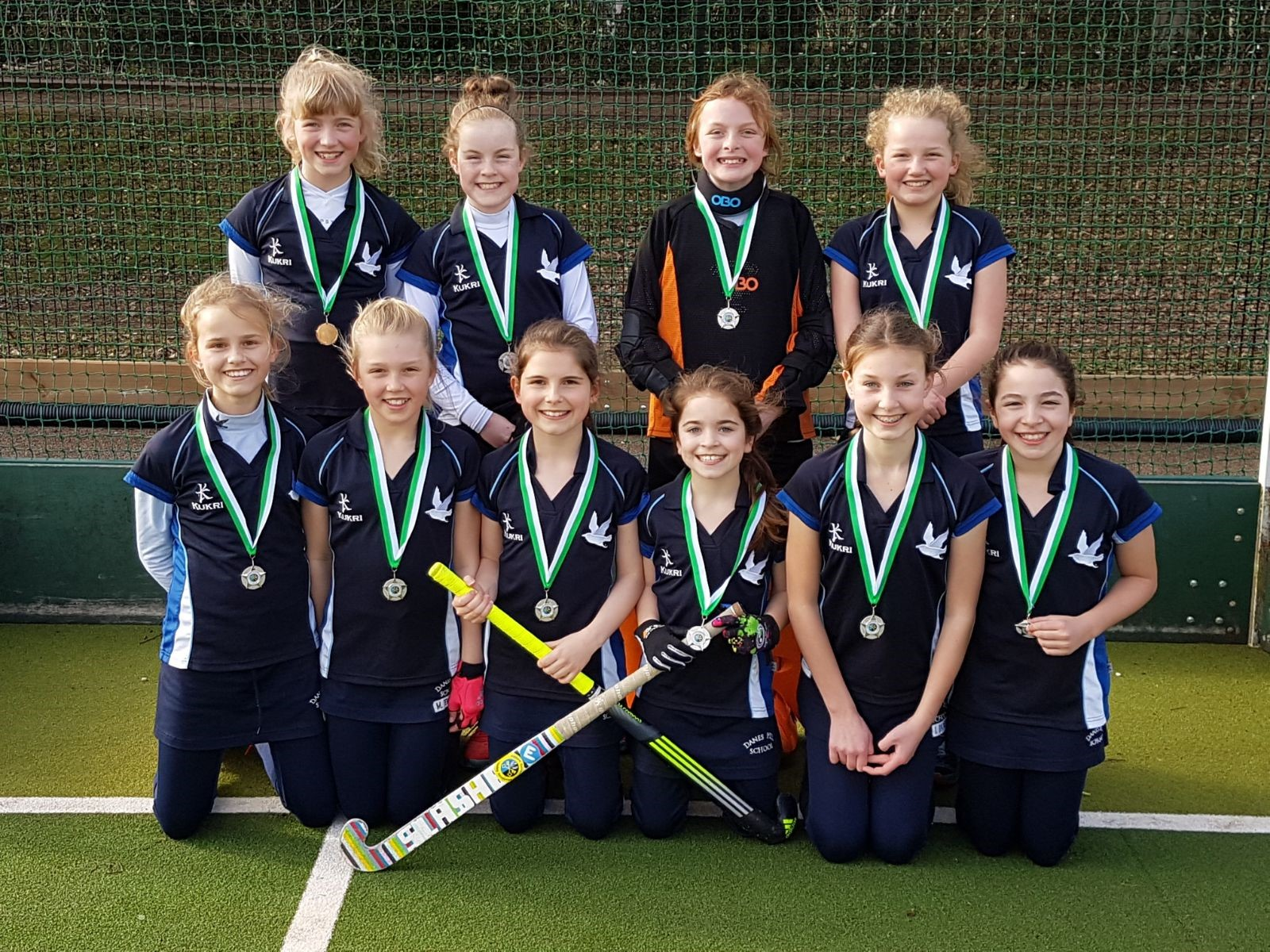 U11 South Finals Success