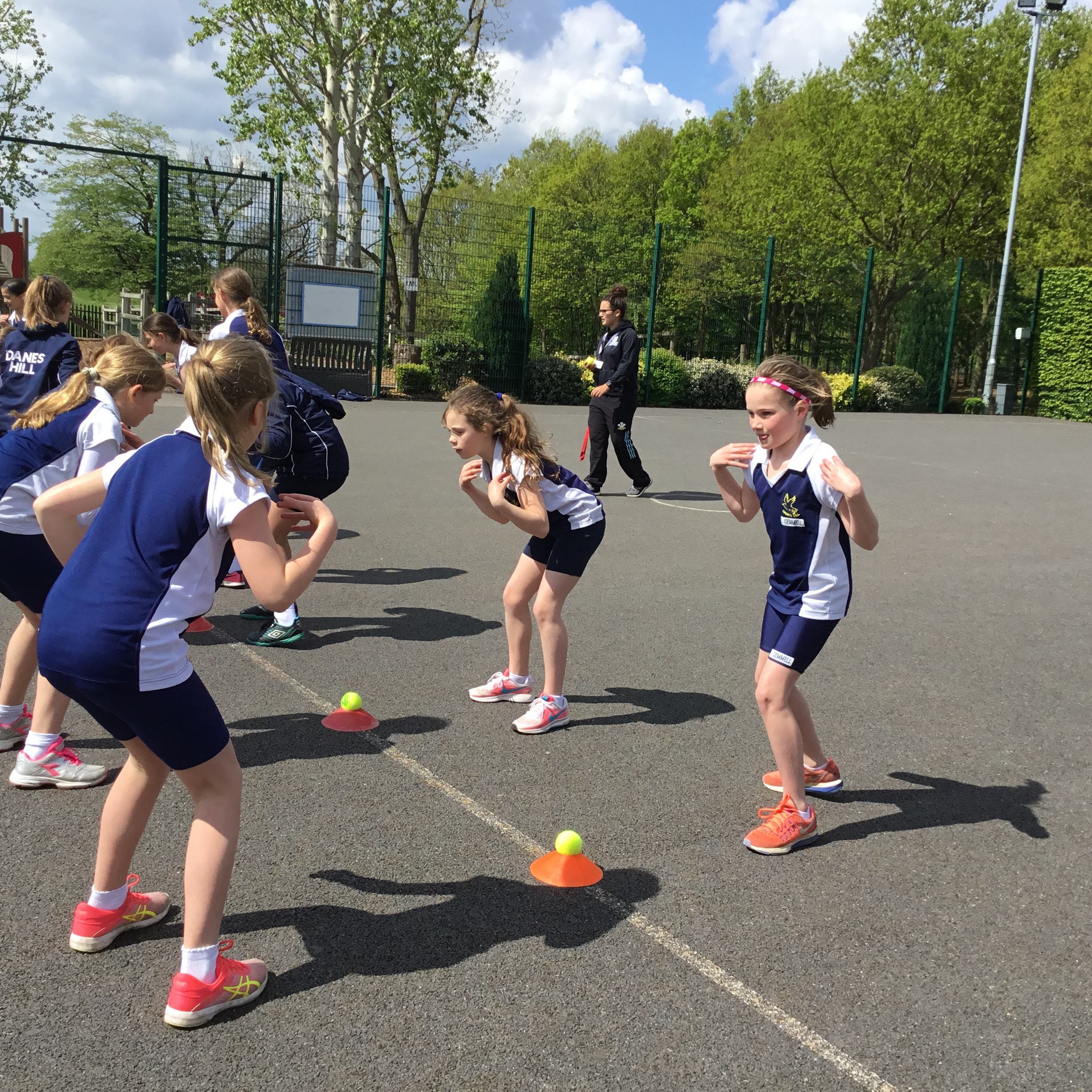 Hannah Jones Girls' Cricket Masterclass